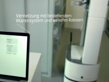 MehrWERT durch Digitalisierung: Magazino auf dem Logistik Forum Nürnberg 2015