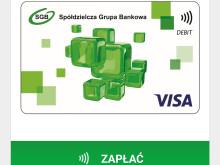 Mobilne płatności zbliżeniowe Visa oparte o chmurę w Spółdzielczej Grupie Bankowej