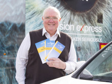 Glaucoma in the spotlight as Vision Van arrives in Cornwall