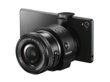 """Sony udvider udvalget af """"Lens-style""""-kameraer og introducerer et nyt koncept for udskiftelige objektiver"""
