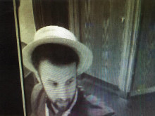 CCTV still of man sought in connection with Hammersmith assault