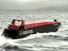 Roboter skal kartlegge havbunnen
