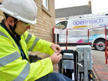 First customers connected in trial of G.fast ultrafast broadband