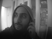 Courier fraud suspect