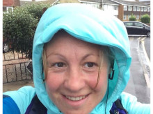 Supportive friend laces up boots to trek 100km for sick children's trust