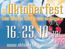 """12. Oktoberfest vom 16. bis 25. Oktober 2015 auf dem Campus der Technischen Hochschule Wildau – eine Woche """"Feiern wie in Bayern"""""""