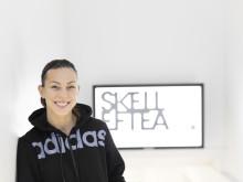 Elin hittar energin inför OS i tryggheten hemma i Skellefteå