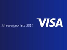 Ausgaben im Handel mit Visa steigen um 10 Prozent / Über 50 Mio. Visa und V PAY Karten in Deutschland