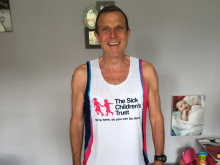 Meet Noel, one of our Virgin Money London Marathon Runners