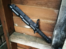 Recovered machete