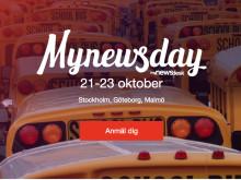 Låt oss presentera: talarna för Mynewsday 2014