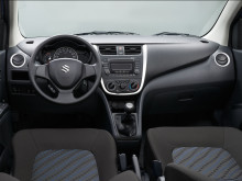Suzuki Celerio intrumentbord