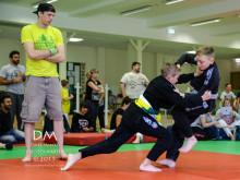 Welsh Kids BJJ September Event