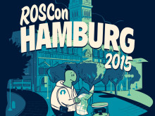 ROScon 2015: Robotik Start-Up Magazino auf Entwicklerkonferenz in Hamburg