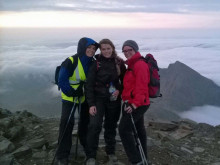 Local fundraiser marks birthday with Kilimanjaro trek