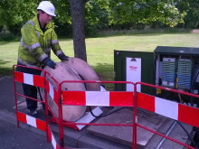 Fibre Broadband Boost for Catrine