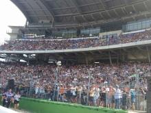 70 000 såg tävlingen i Hockenheim