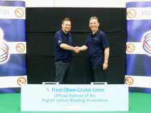 Fred. Olsen Cruise Lines named 'Official Partner' of the English Indoor Bowling Association