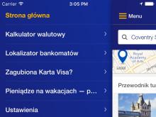 Mobilne aplikacje dla podróżujących cenione przez wyjeżdżających za granicę
