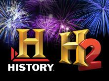 HISTORY och H2 öppnar 2016 med ett brak!