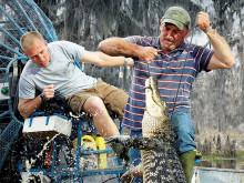 Swamp People -sarjan uudet jaksot HISTORY®-kanavalla