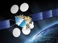 EUTELSAT 8 West B satellite powered up and now in full commercial service