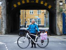 Meet Ruth Mayorcas, cyclist in London