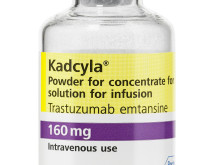 Pressbild Kadcyla, injektionsflaska 160 mg