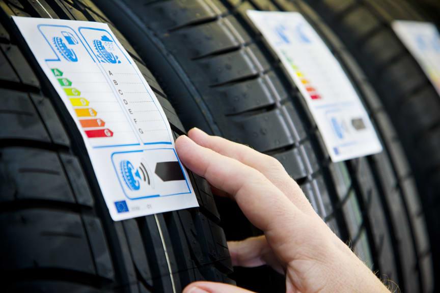 EU-Tire Label 1222