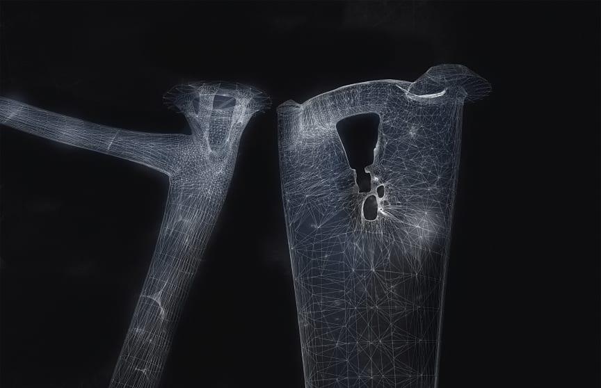 AI-genererad formgivning i Hyper Human