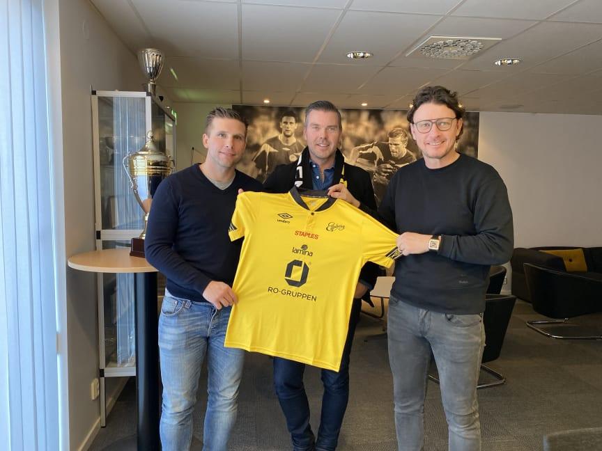 RO-Gruppen ny huvudpartner till IF Elfsborg