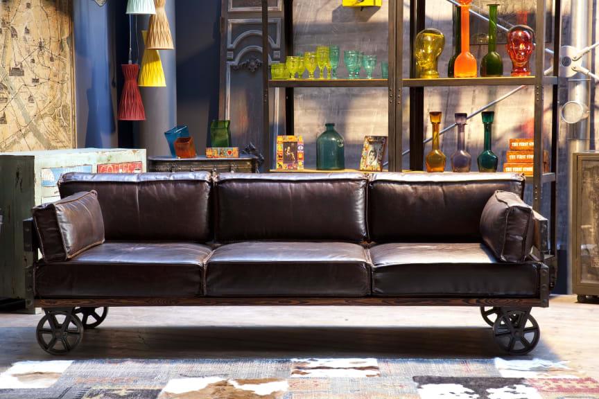 Sofa Railway 3-Seater