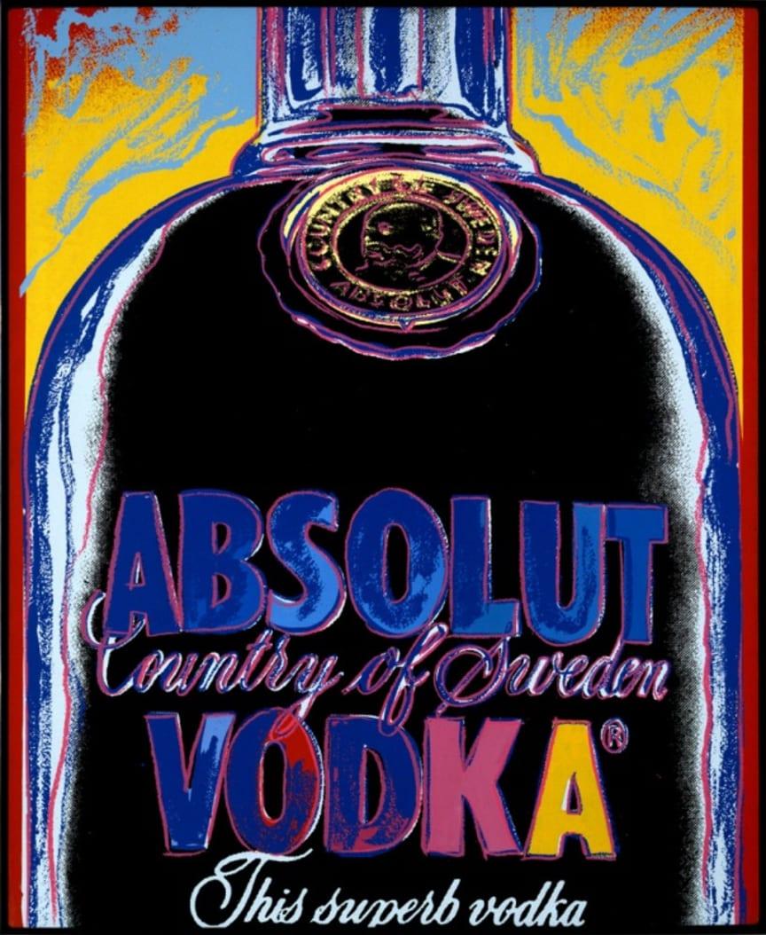 Absolut Vodka Warhol