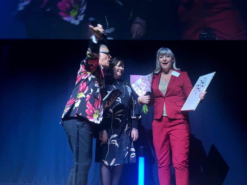 Clarion Hotel Post tar emot Årets Bästa Konferensanläggning