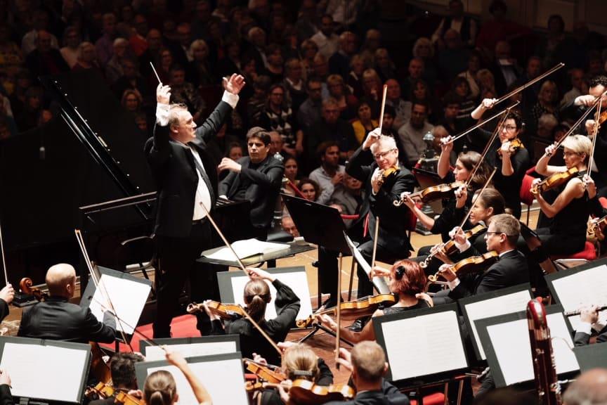 Gävle Symfoniorkester i Concertgebouw