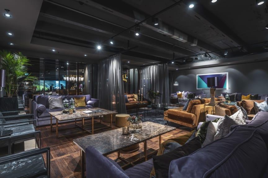 Lobby - Clarion Hotel Amaranten