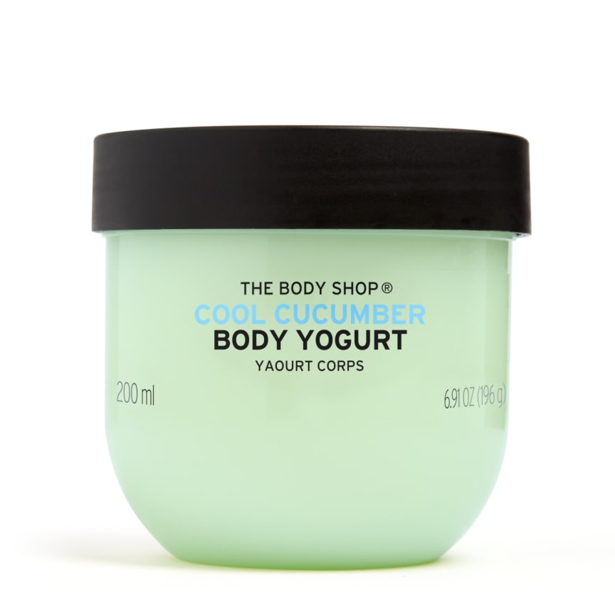 Cool Cucumber Body Yogurt