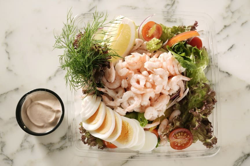 Lisa Elmqvist räksallad take away