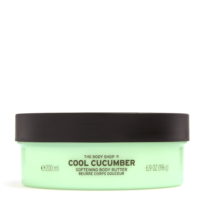 Cool Cucumber Body Butter