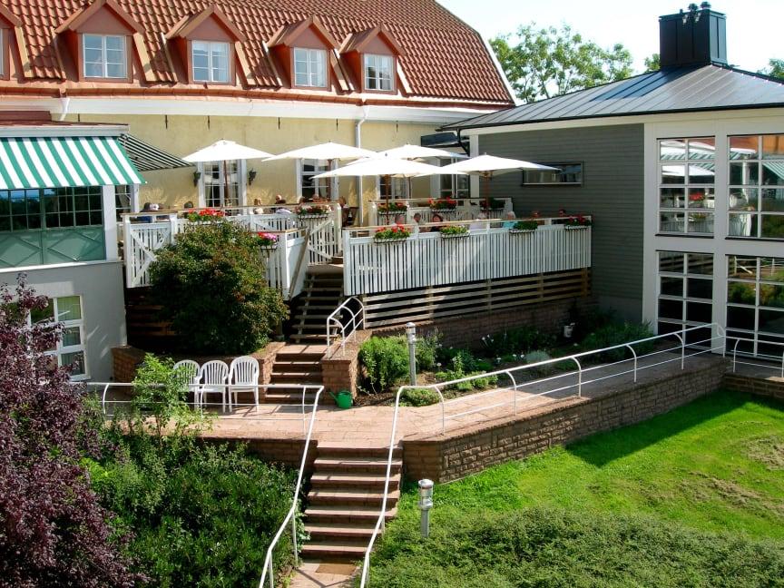 Halltorps Gästgiveri på Öland