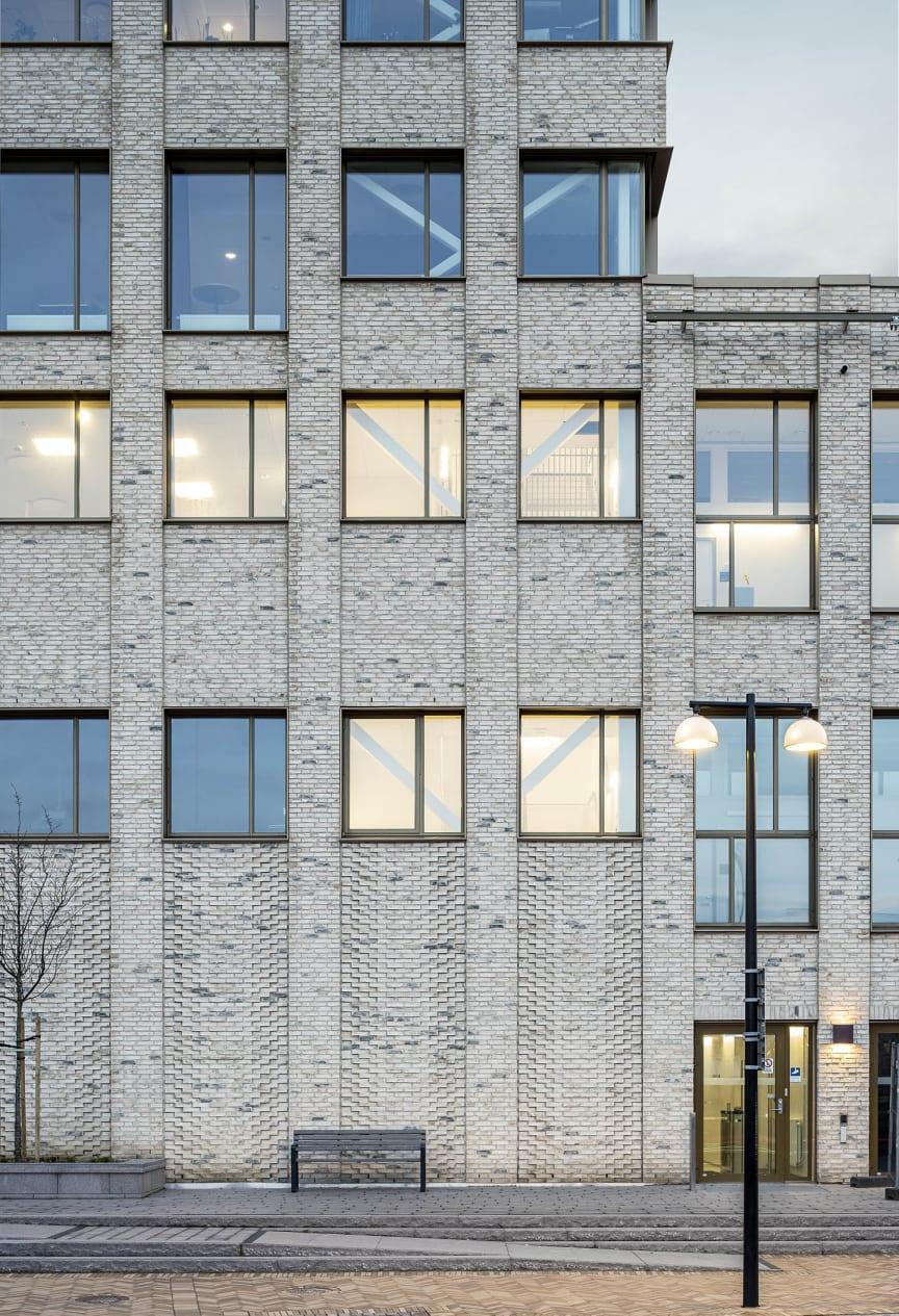Helsingborgs Tingsrätt fasad