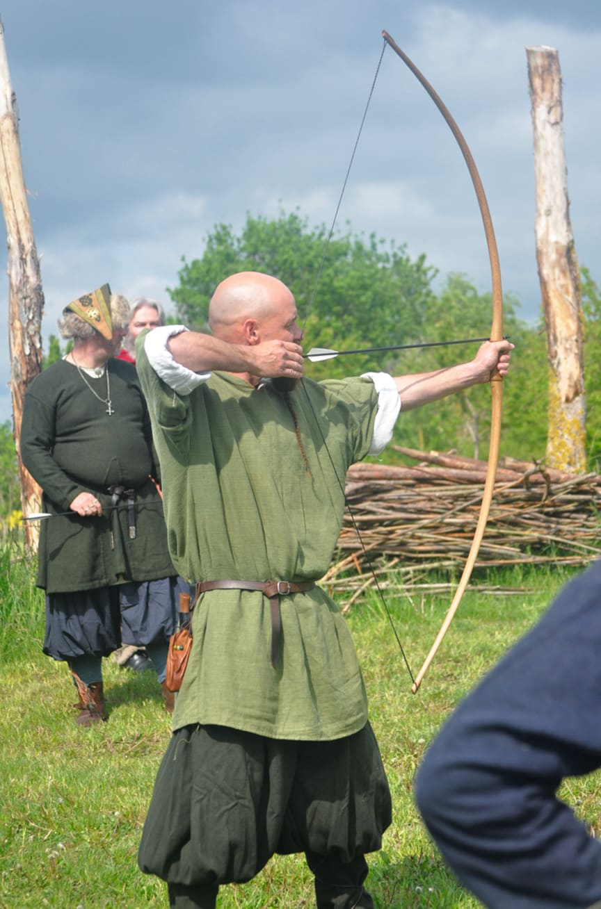 Vikingafejd Pilbåge
