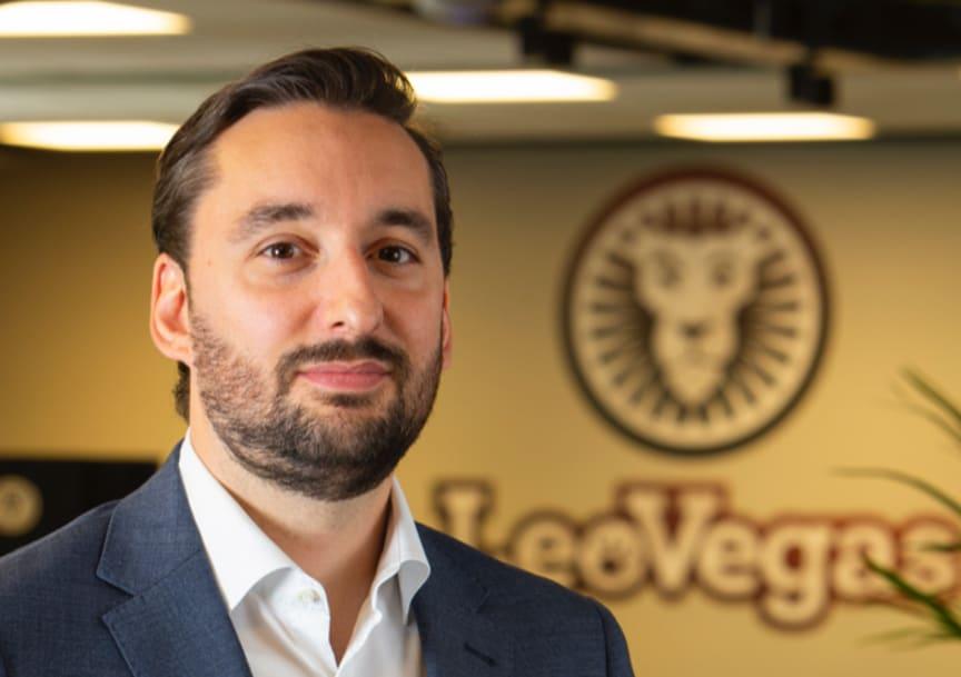 Dersim Sylwan, Chief Marketing Officer LeoVegas.