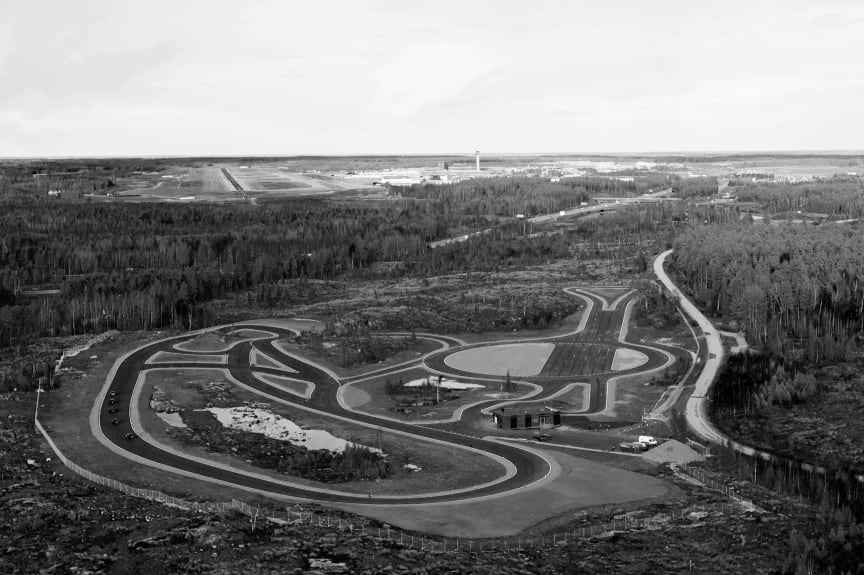 DRIVELAB Test Track 1