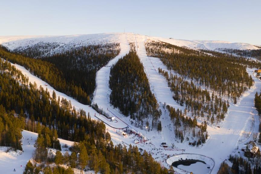 SkiStar Winter Games Vemdalen vy
