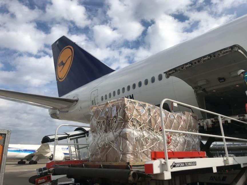 Lufthansa Australien