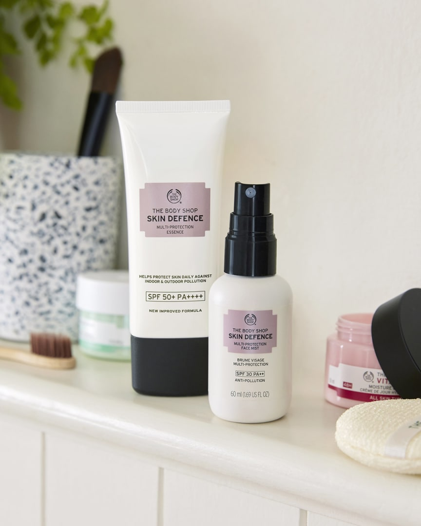 Skin Defence Multi-Protection duo