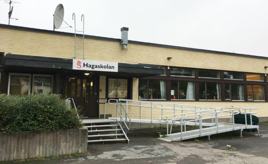 Hagaskolan, Sundsvall