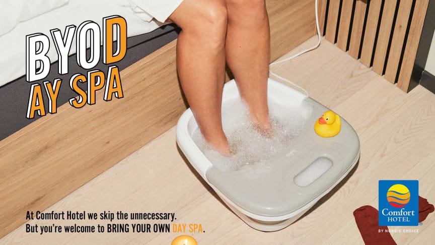 ComfortBYO - Day-spa