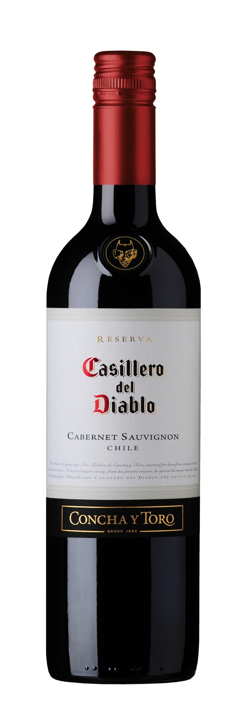 Casillero del Diablo Cabernet Sauvignon (art.nr 2962)